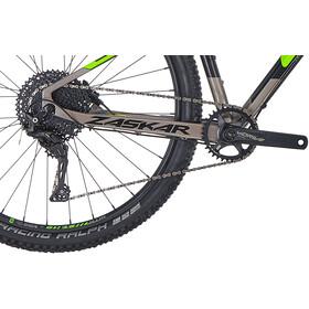 "GT Bicycles Zaskar Carbon Elite 29"" BLK"